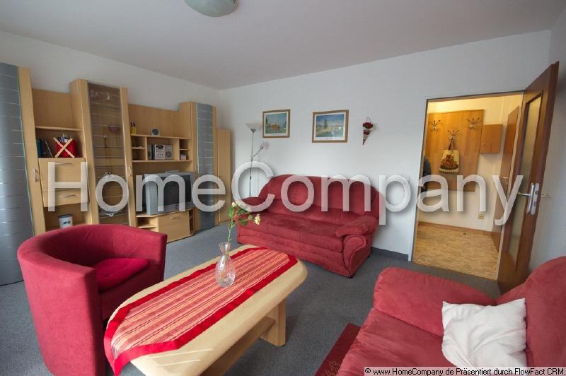 apartment on higher floor / short-term rental / Dortmund