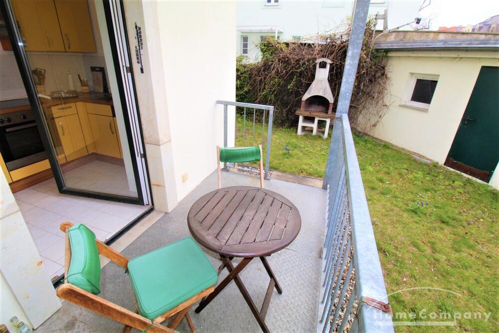 Möbliert 2-Zimmer Apartment mit Balkon in Dresden-Striesen