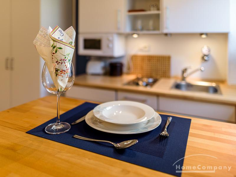 Comfortable little apartment in Lokstedt