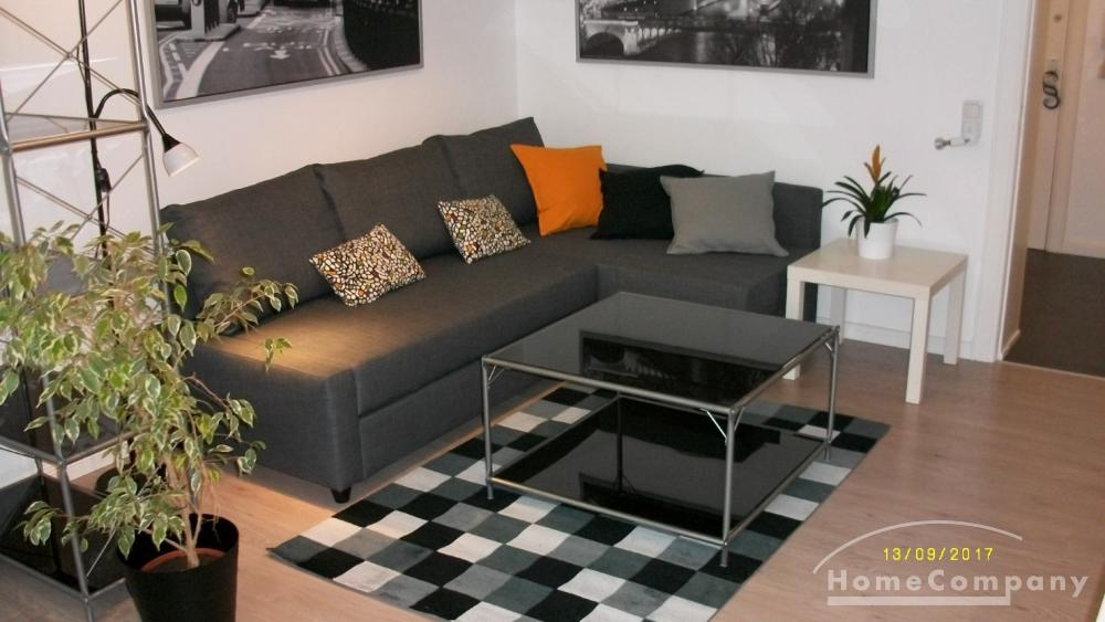 Furnished flat nearby university and city center
