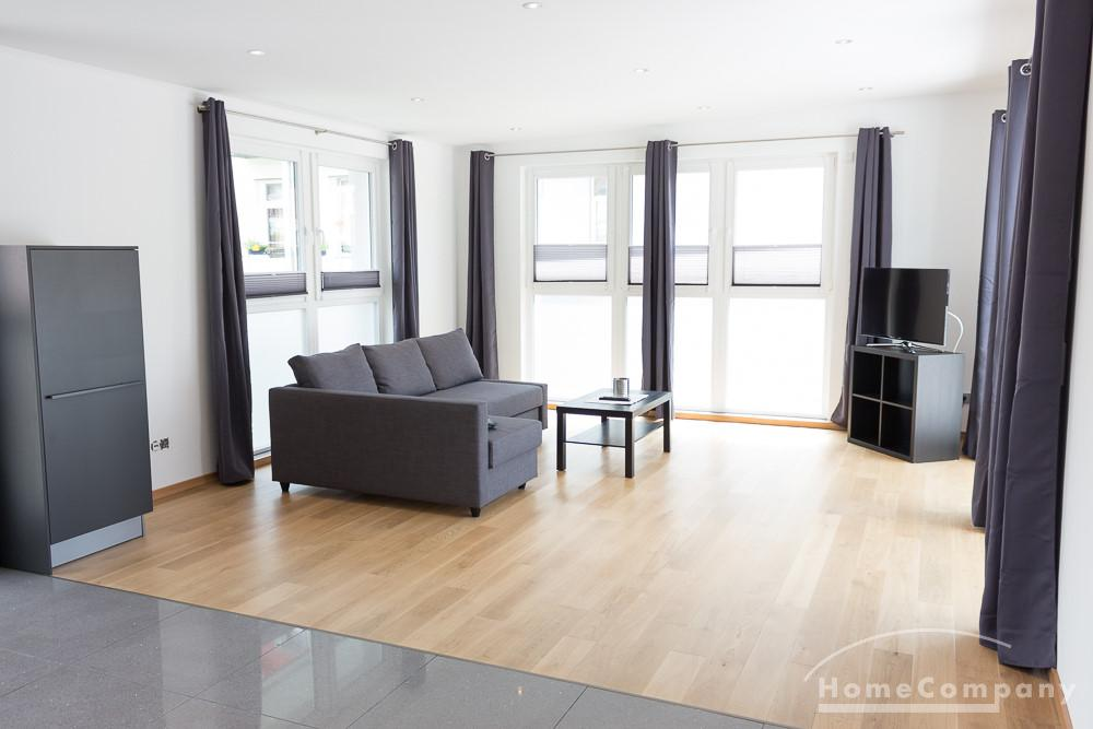 Nice furnished flat in the center of Kiel