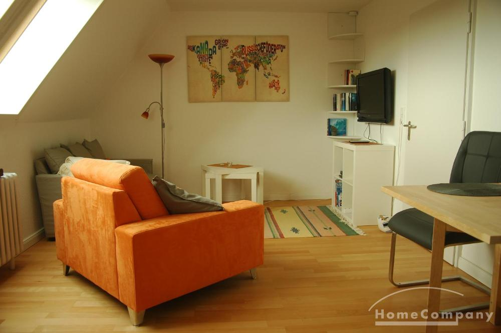 Furnished 1 Bedroom Flat near Kiel in Heikendorf