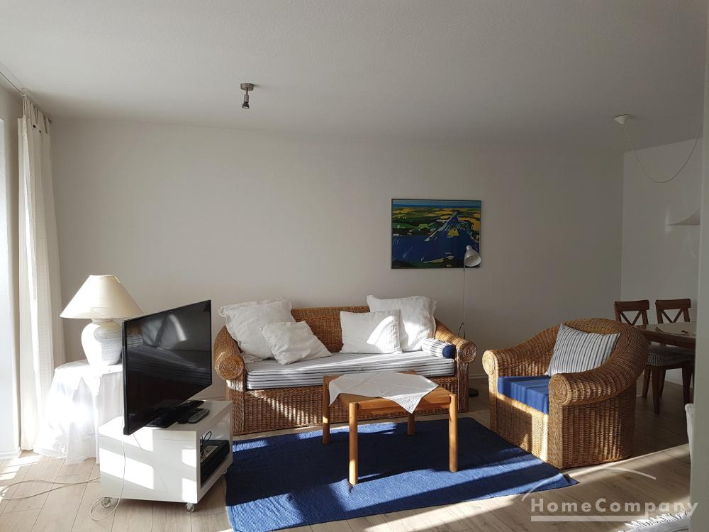 Kieler City! Very nice 2-room-apartment in Kiel-Mitte, furnished