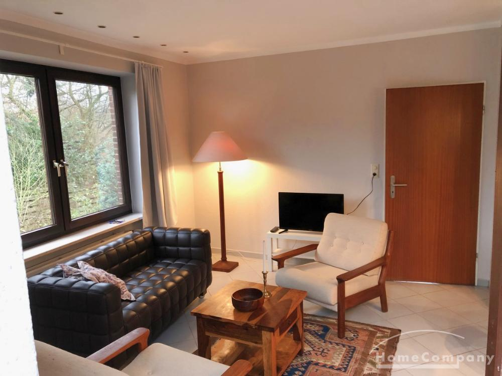 2-room self-contained flat in Kiel, Russee