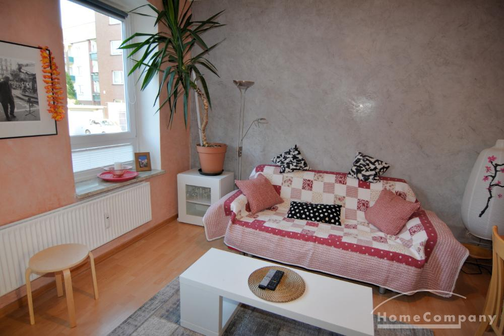 Newly Furnished 1 Bedroom Flat with Balcony, Centre of Kiel