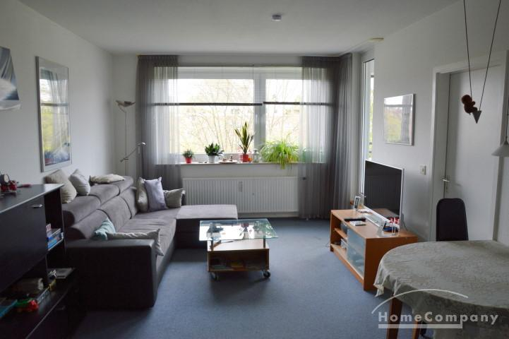 Centrally located 1 Bedroom Flat in Kiel-Wik, Furnished
