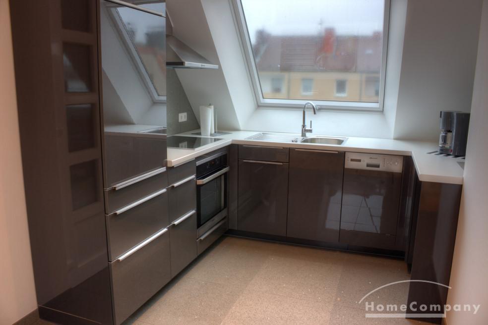 Neubau modern m blierte 2 zi dg wohnung in kiel objektdetails home for rent ihre - Homecompany kiel ...