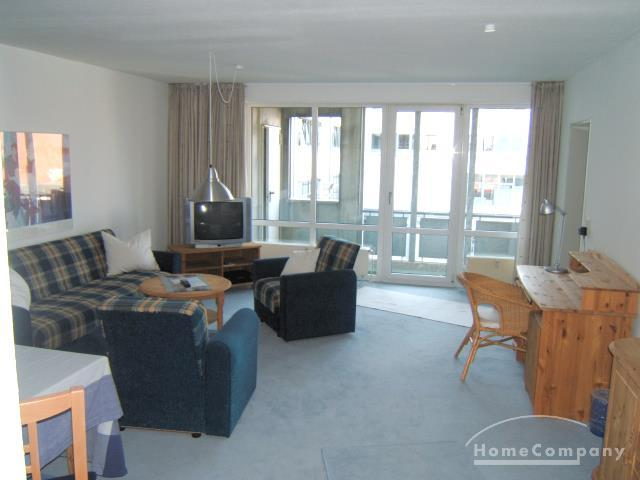Central Location - Furnished 2-room-apartment in Kiel-City