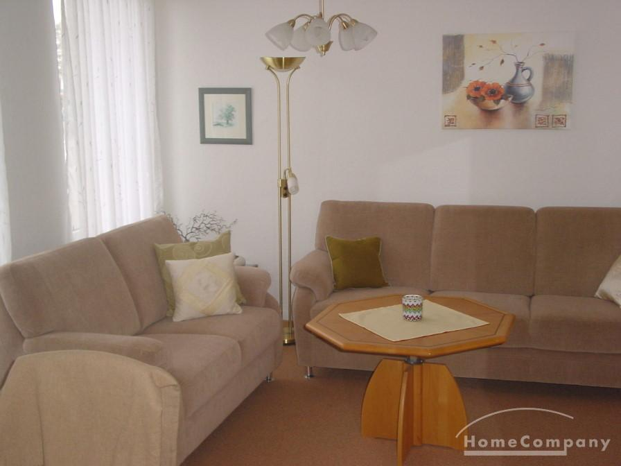 Neat rental offer - Furnished 2-room flat in Lübeck-St.Lorenz Nord