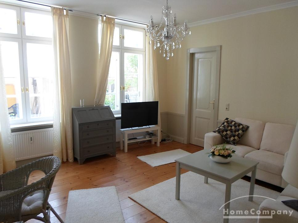 Stunning and really beautiful, furnished 2-room flat in Lübeck-City Center
