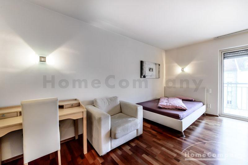 High-quality furnished apartment in Bogenhausen