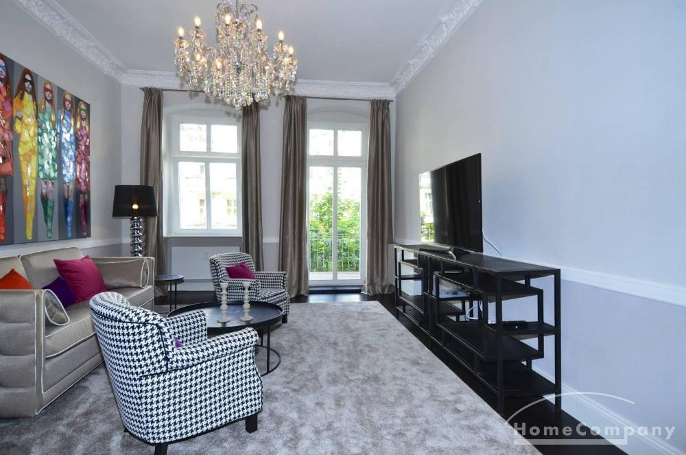 Beautiful 1 bedroom apartment in the heart of Prenzlauer Berg, furnished, Berlin