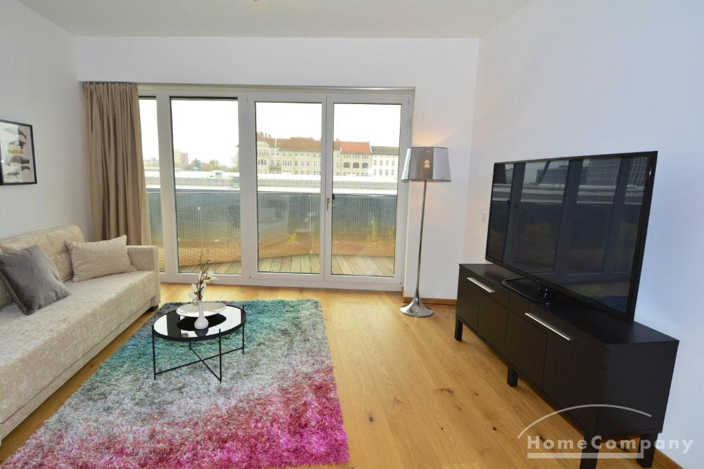 First-time occupanc-Stunning one bedroom apartment in Berlin, Mitte, furnished