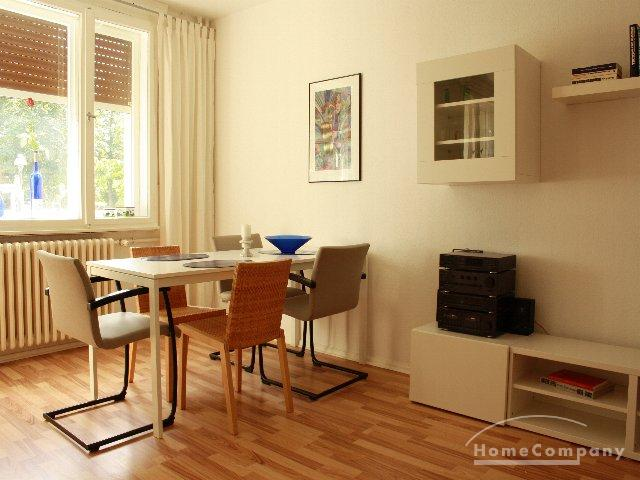 High Standard One Bedroom Flat in Berlin Westend, Furnished