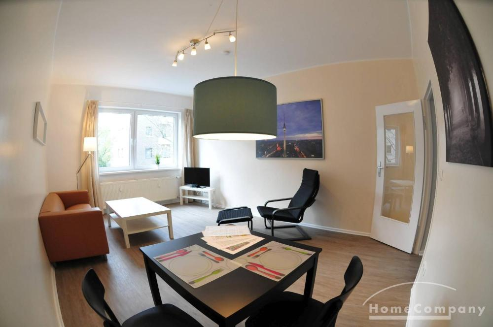 Centrally located two bedroom apartment in Berlin Wilmersdorf, furnished