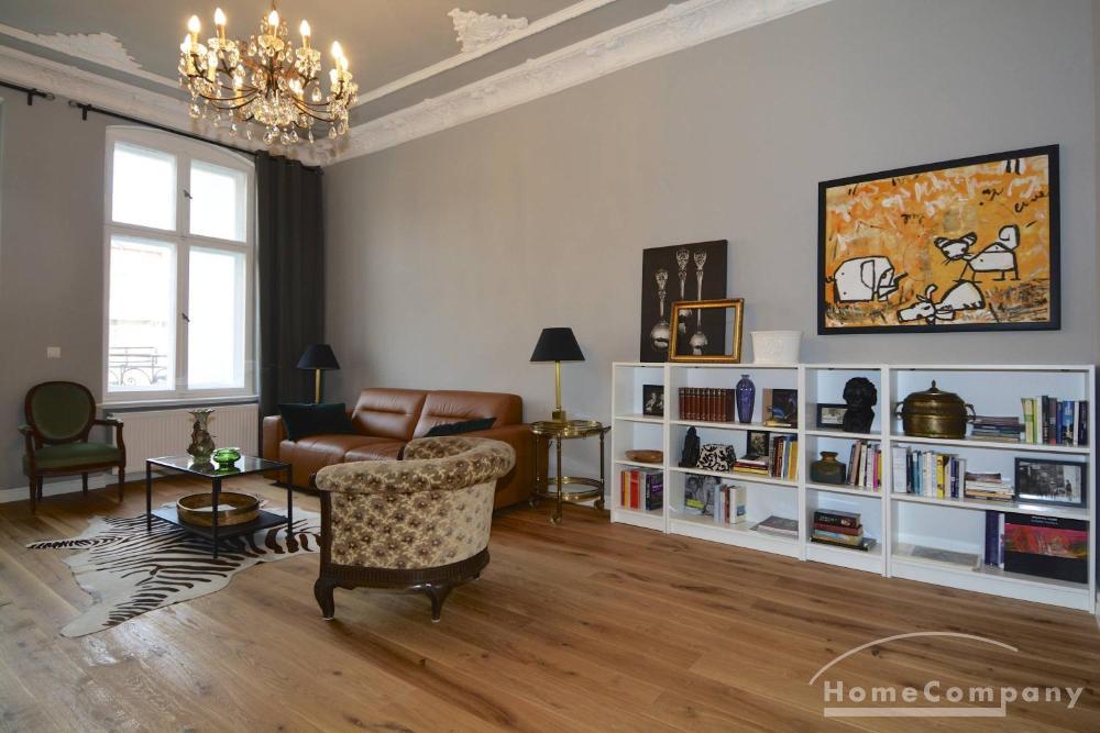 Spacious four bedroom apartment in Charlottenburg