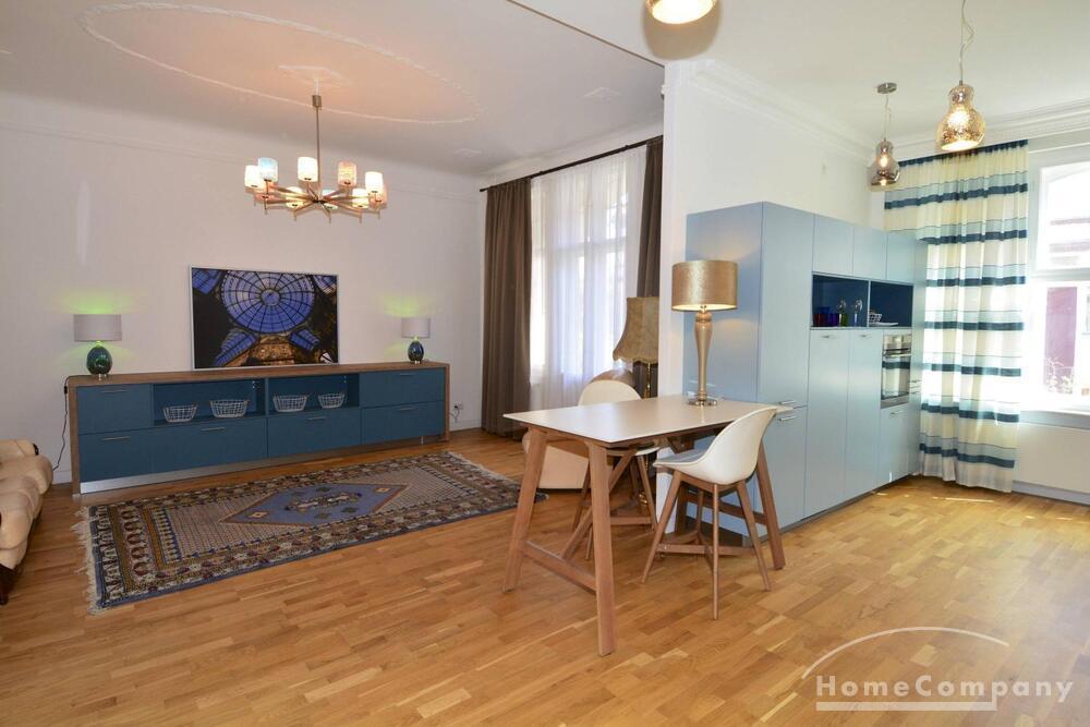 Spacios two bedroom apartment in Spandau, furnished, Berlin