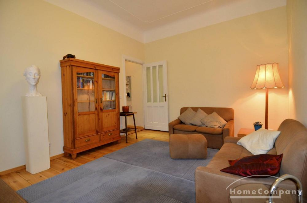 Highly Desirable One Bedroom Flat with a Balcony in Berlin Tempelhof, Furnished