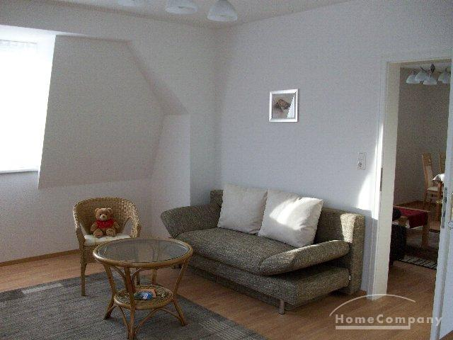 Furnished 3-Room Flat with Balcony, Potsdam-Teltow