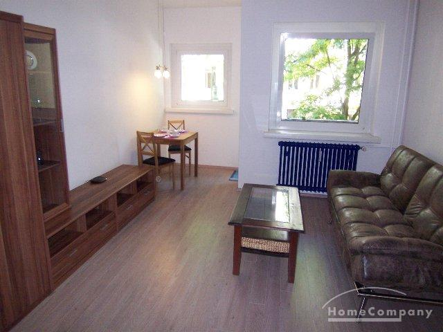 Beautifully furnished 1 room flat in Schöneberg.
