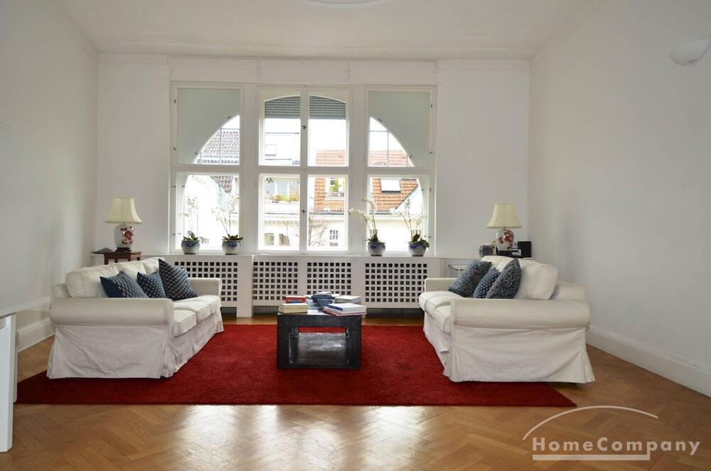 Highly presentable 1-2 bedroom flat in Charlottenburg, near Ku-Damm