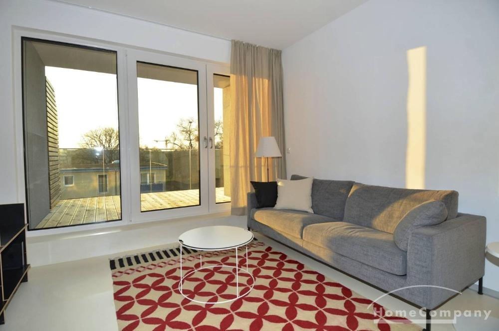 Beautiful one bedroom apartment in Pankow, Berlin, furnished