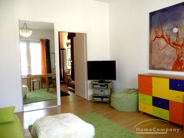 Sunshiny Two Room Apartment in Berlin-Charlottenburg