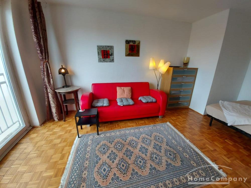 Centrally Located Studio Flat in Berlin Wilmersdorf, Furnished