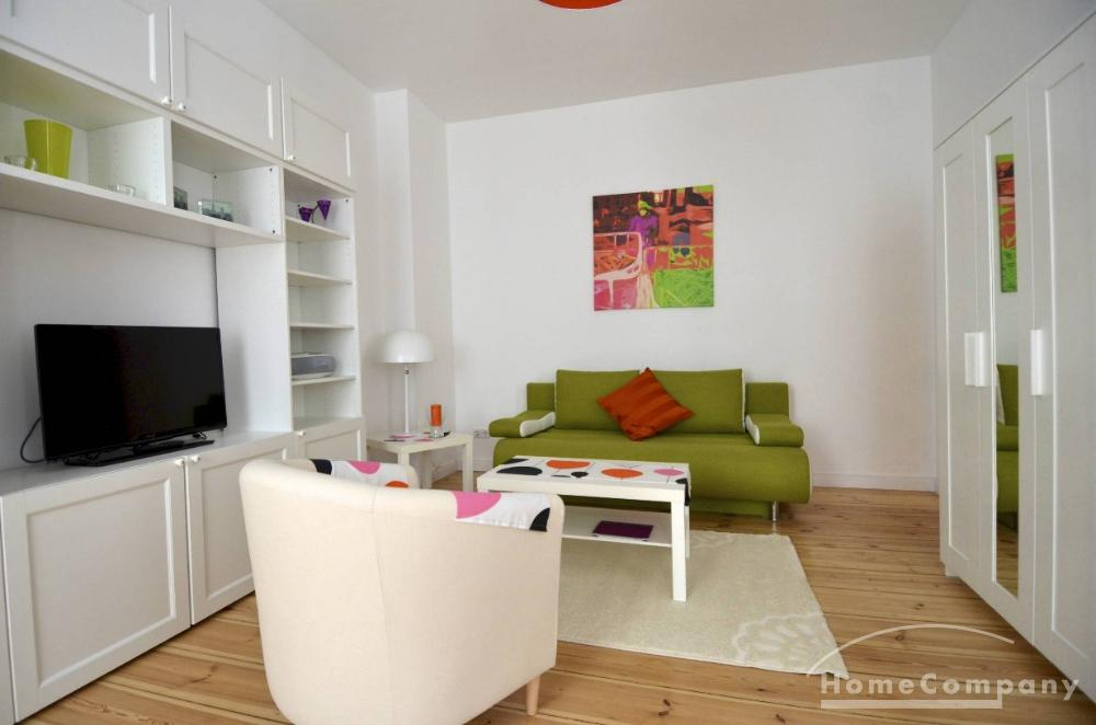 Modernly Equipped One Bedroom Flat in Tiergarten, Berlin