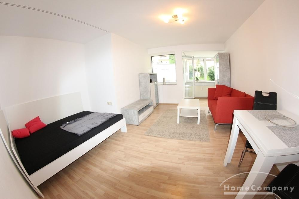 apartment on higher floor / short-term rental / Saarbrücken / Sankt Arnual