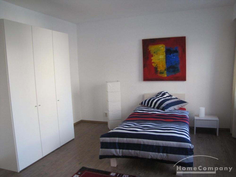 apartment on higher floor / short-term rental / Saarbrücken