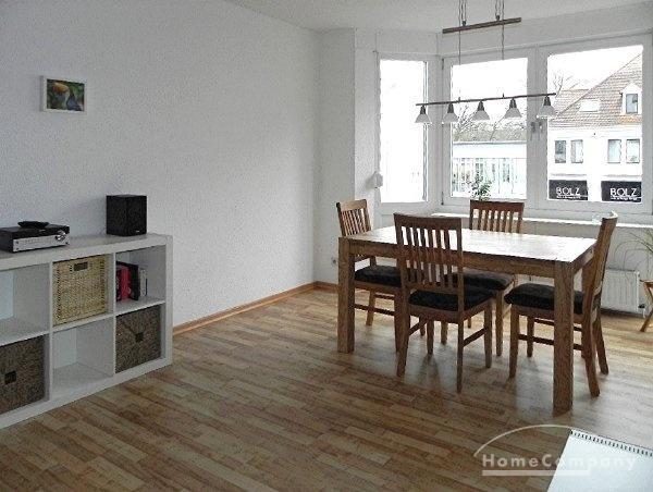 apartment on higher floor / short-term rental / Saarbrücken