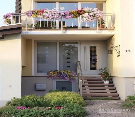 apartment on higher floor / short-term rental / Marpingen