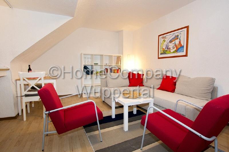 Moderne Wohnung mit 2 Schlafzimmern und Internetzugang im Herzen von Remscheid